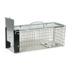 Humane Rat Cage Trap for Live Catch